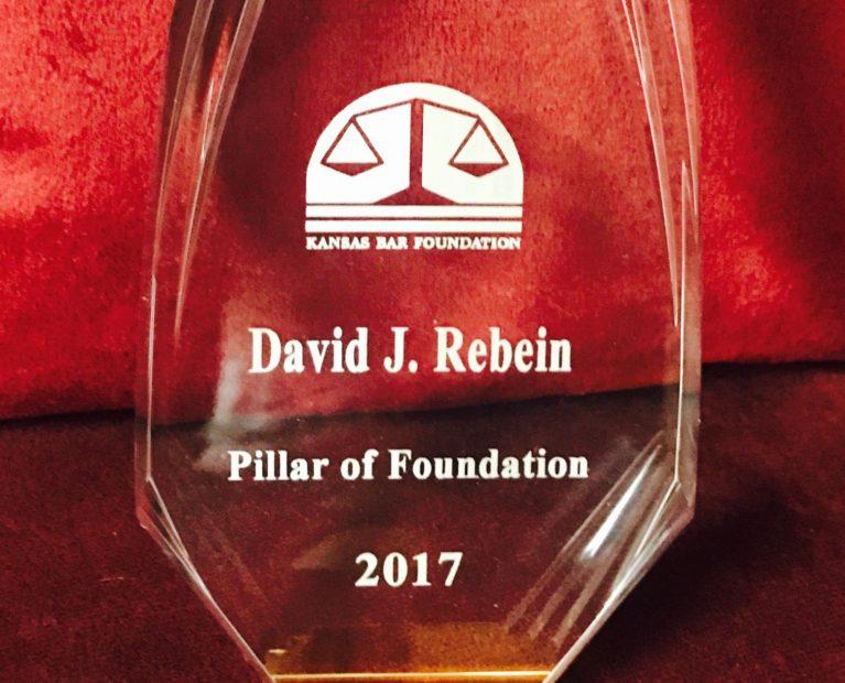 Pillar of Foundation Award