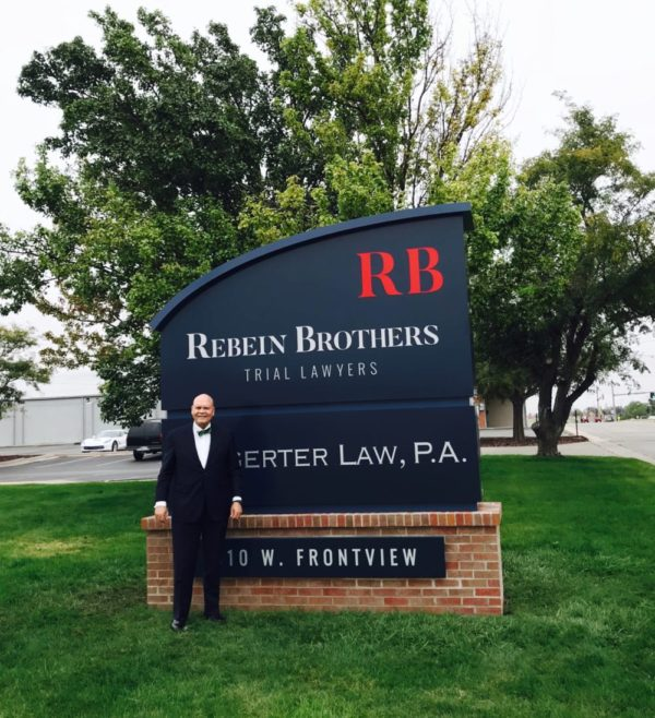 New Rebein Brothers Sign