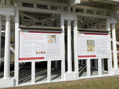Exterior Museum Exhibit Displays