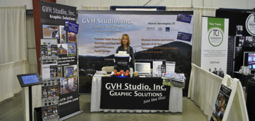 Fully EquippedTradeshow Booth