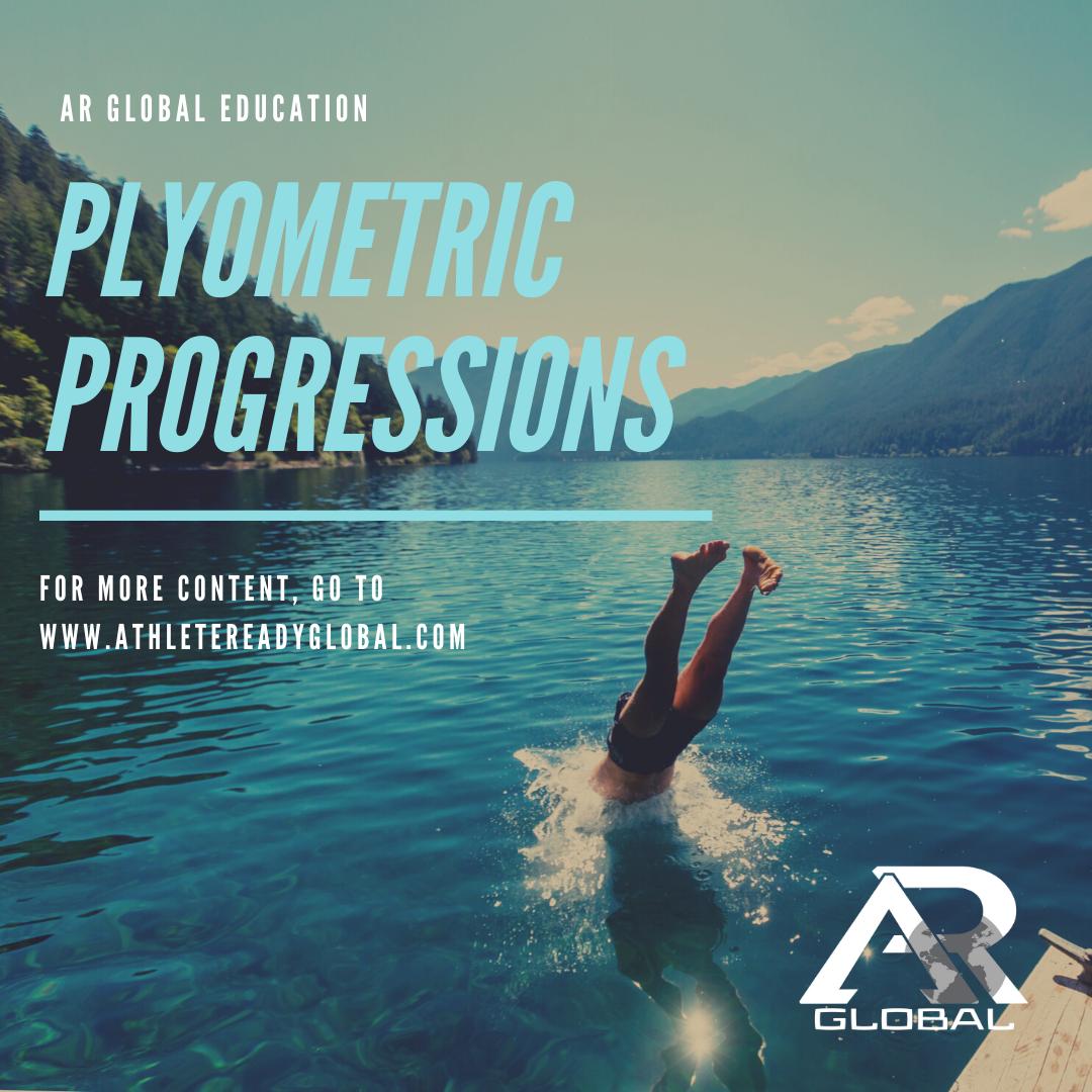 ARG Basic Plyometric Progressions