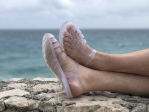 Takin' it easy for all us sinners out there.  Dude Jellies on Isla Mujeres in Cancun, Mexico.