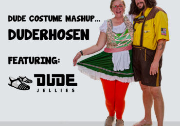 Lebowski Costume Idea for Halloween - Duderhosen