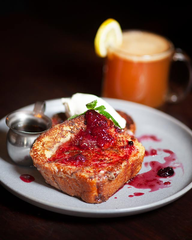 brunch French Toast Farmers Market Fresh Shared plates vegetarian Small plates