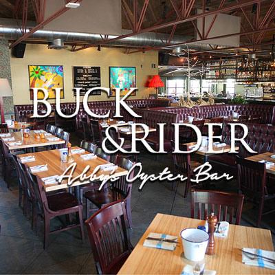 Buck n Rider Abby's Oyster Bar