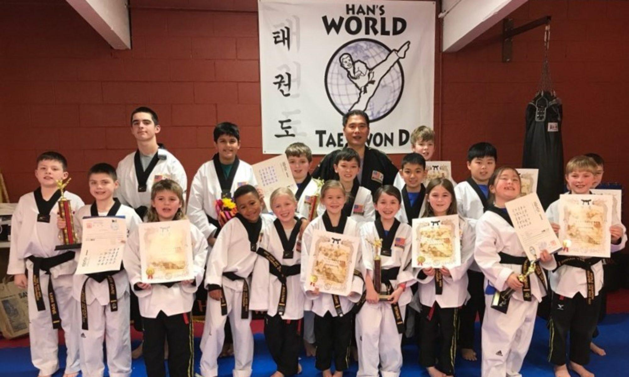 Washington Premier Taekwondo Academy