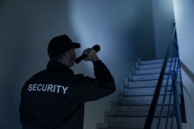 Benefits of Professional Security Guards