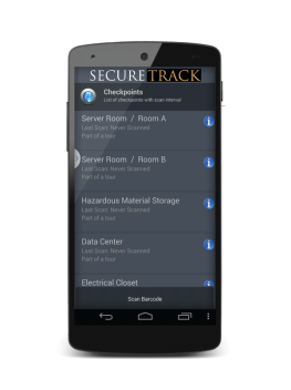 Secure Track Solution