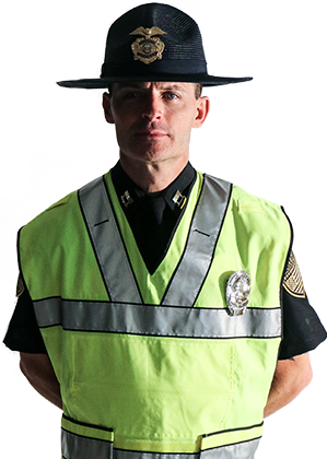 Traffic Control Security Guard Officers
