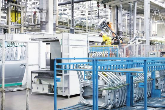 Manufacturing Facility Security Services