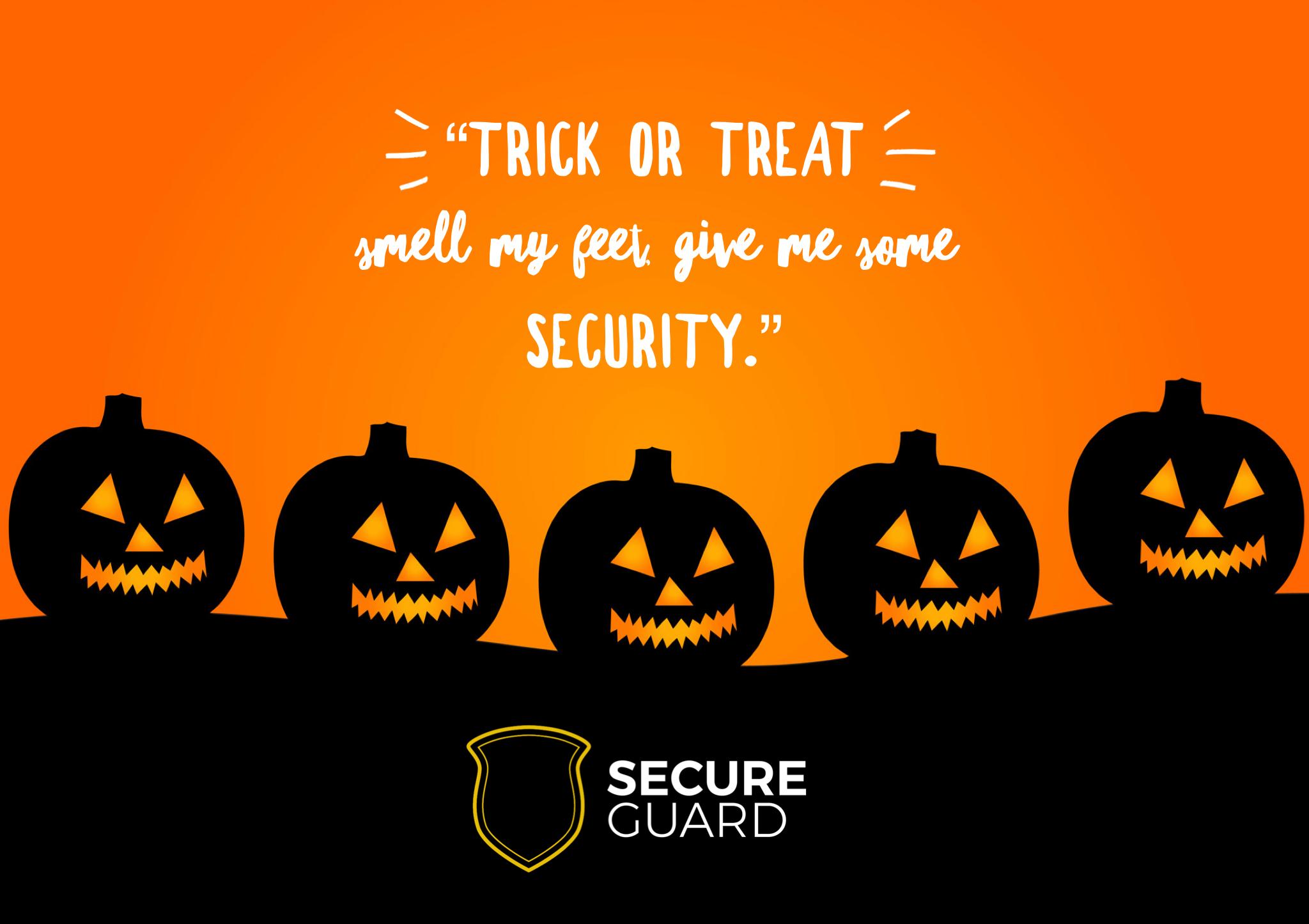 Halloween Security Tips