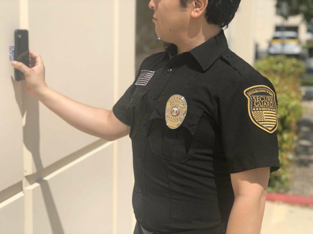 Security Guard Identification