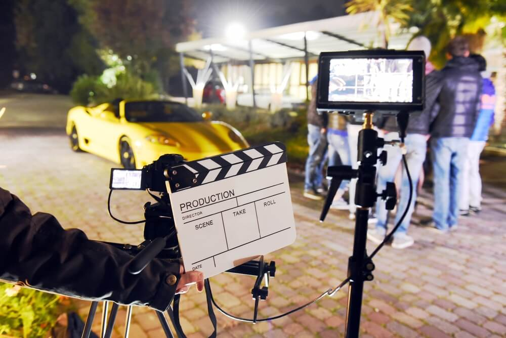Movie Sets Security