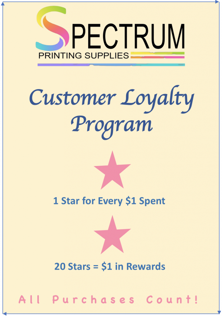 Customer Loyalty at Spectrum Printing Supplies