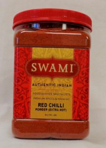 SW JSG Red Chilli Powder (Extra Hot) Front