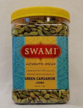 SW JSW Green Cardamom Jumbo FRONT