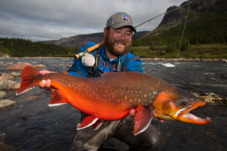 18 Arctic Char Outdoorsman
