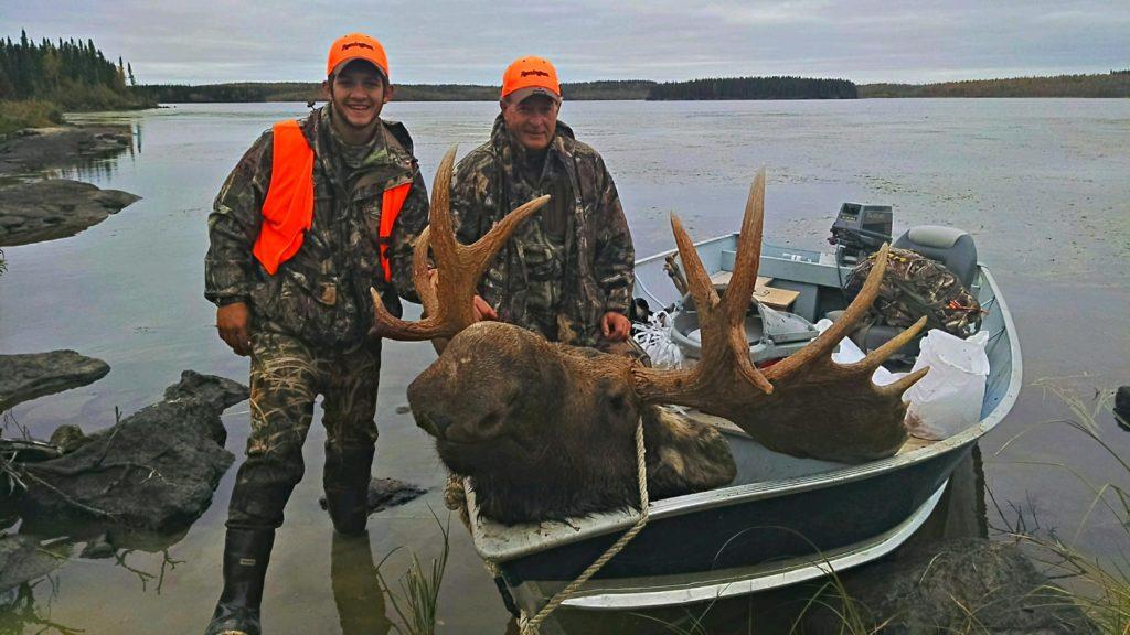 2018 Colorado Hunting moose