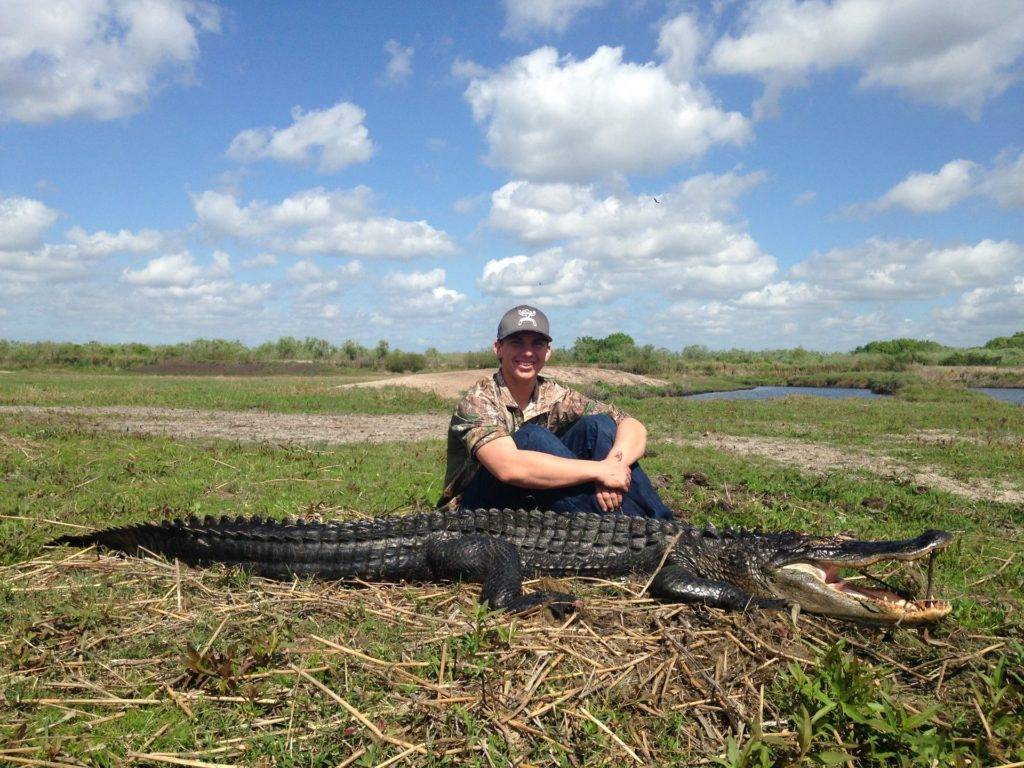 forida exotic ranch alligator hunt