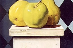 Pears on a Pedestal