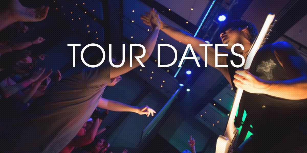 William Perry Moore Tour Dates