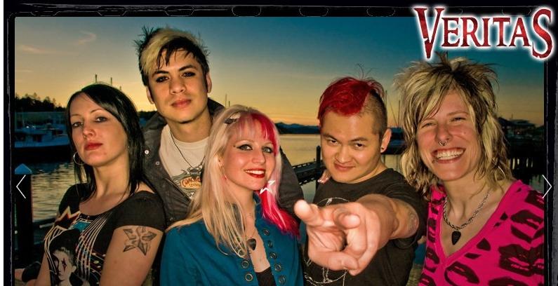 Veritas Band - Los Angeles/Seattle