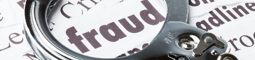Fraud concepts inside the white paper