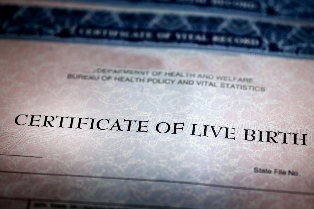 Where to Get a Birth Certificate in the US