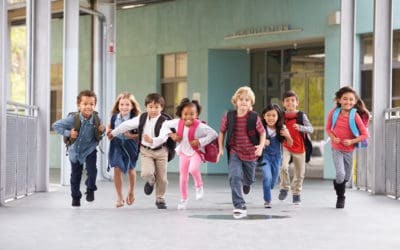 Back to School Tips to Keep Kids' Feet Healthy & Happy