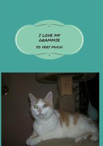 I LOVE MY GRAMMIE!
