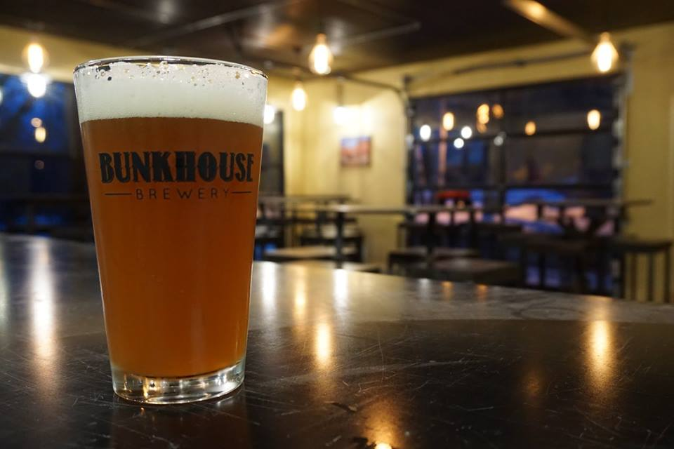 Bunkhouse's beer is very experimental, the menu changes often and new beers are always in rotation. Because of this Bunkhouse can be hit or miss.