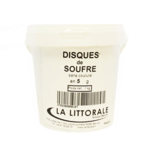 sulfur-discsa