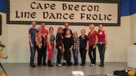 Événement Baddeck 2017 NS par Nancy Greene