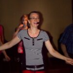 Nancy Hins professeur danse en ligne