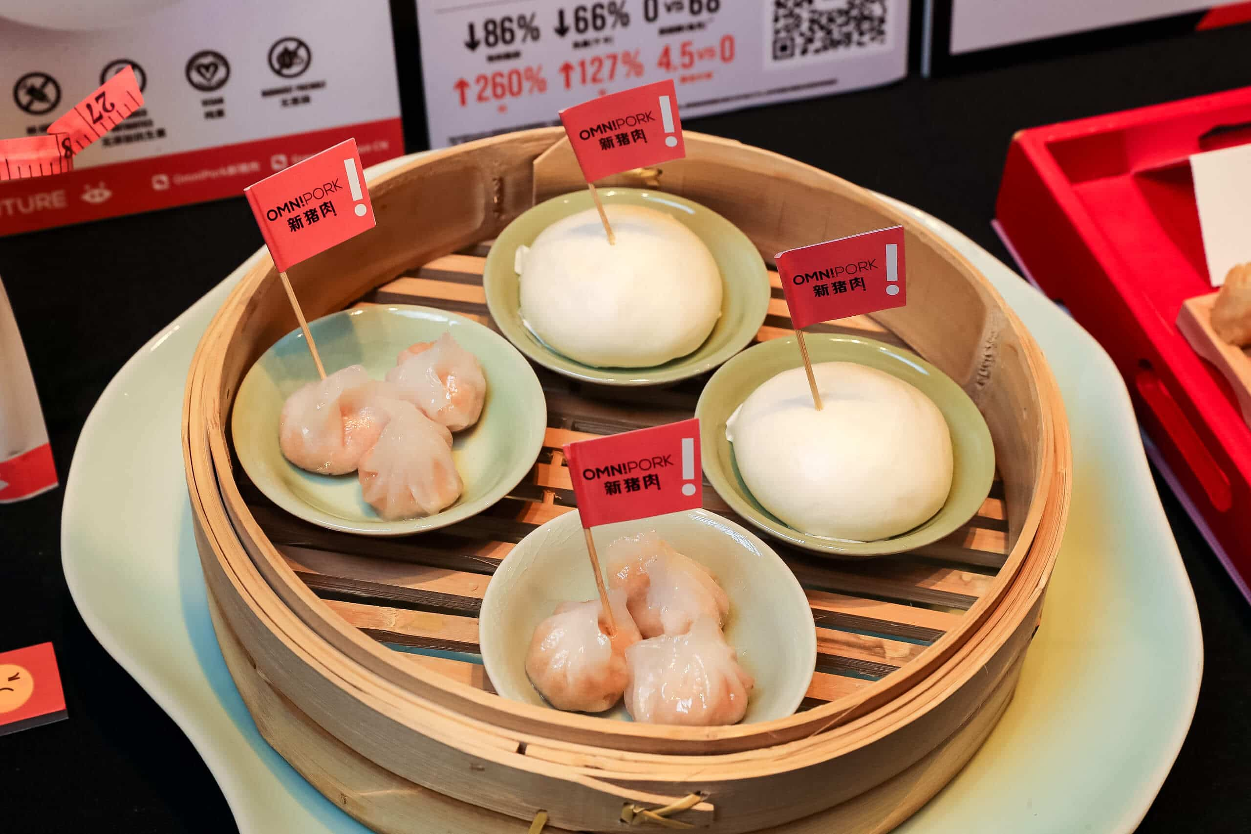 Plant-based firm green monday - food tech news in asia
