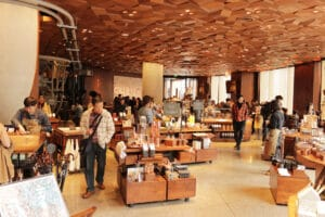 The coffee arena in China - food tech news in Asia