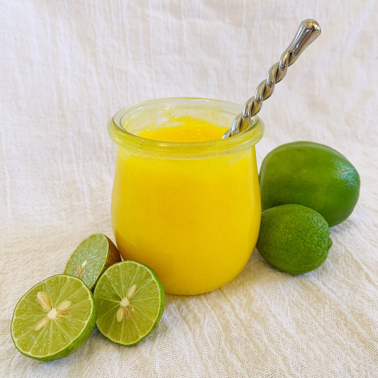 lime curd homemade recipe