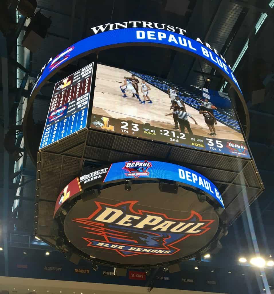 Wintrust Arena – DePaul's New Home