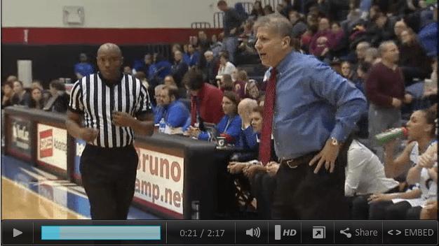 How Doug Bruno Influenced Women in Basketball