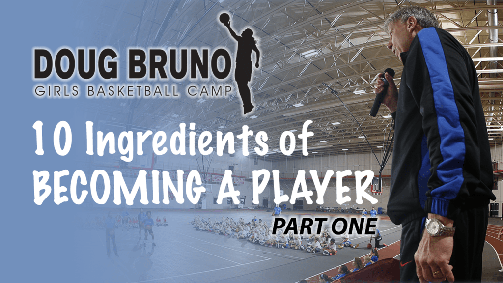 Ingredients of Becoming A Player – Part 1