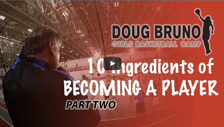 Ingredients of Becoming A Basketball Player – Part 2