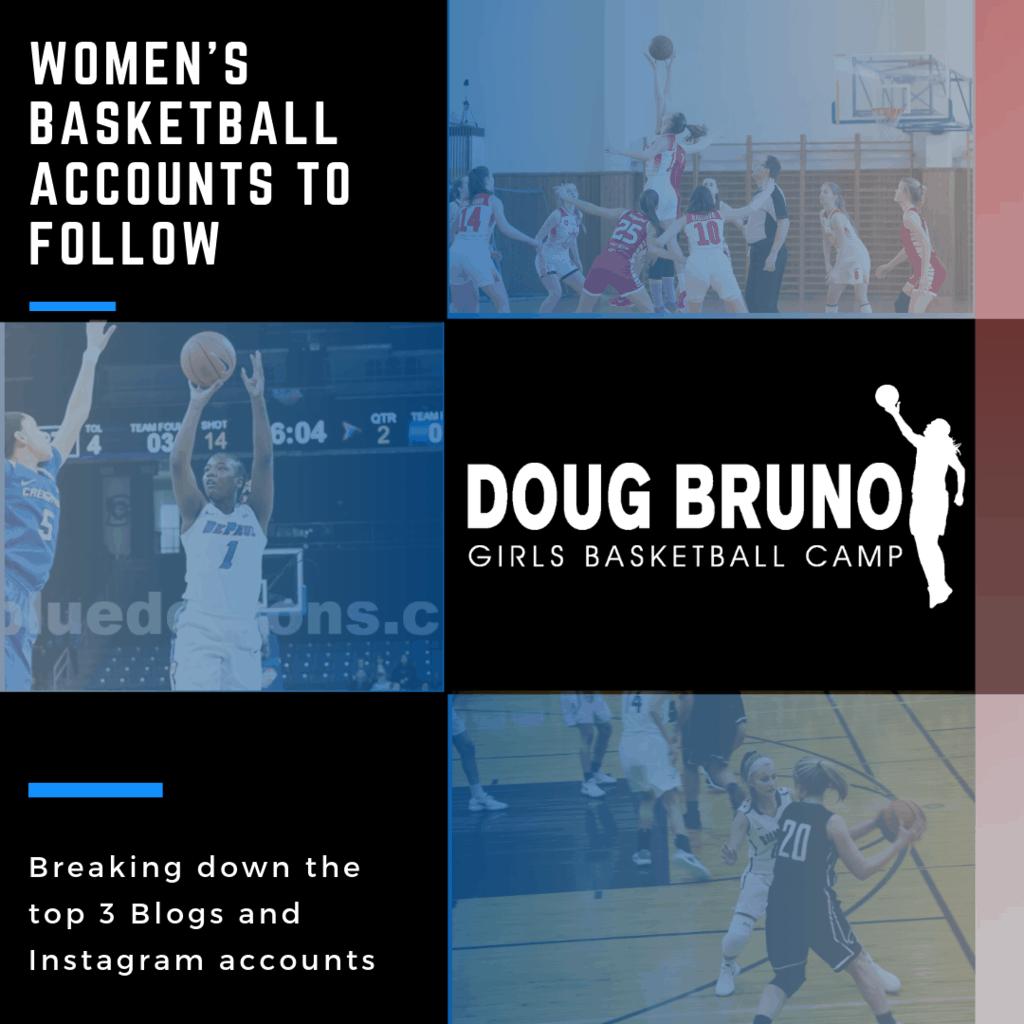 Women's Basketball Accounts to Follow