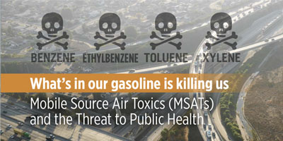 What's in our gasoline is killing us