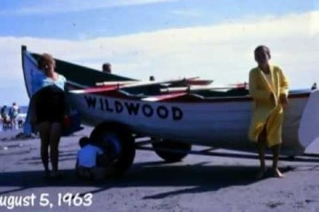 Wildwood Summer 1963 Pictures