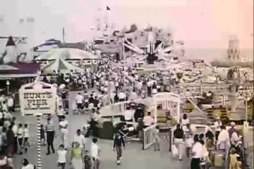 Hunt's Pier TV Commercial 1970's