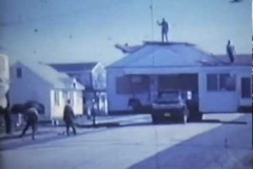 House Move - Wildwood, NJ 1963