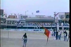 East Coast Stunt Kite Championships Wildwood 1987