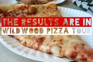 The Wildwood Pizza Tour Results