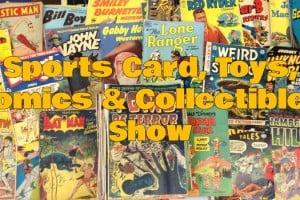 Sports Card, Toys, Comics & Collectibles Show Wildwood