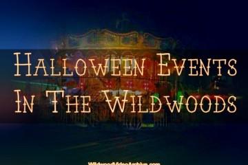 Halloween Events In The Wildwoods